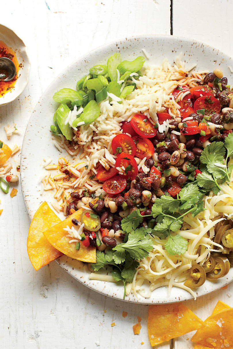 8 quick and easy rice dinner recipes southern living texas caviar rice and beans forumfinder Image collections