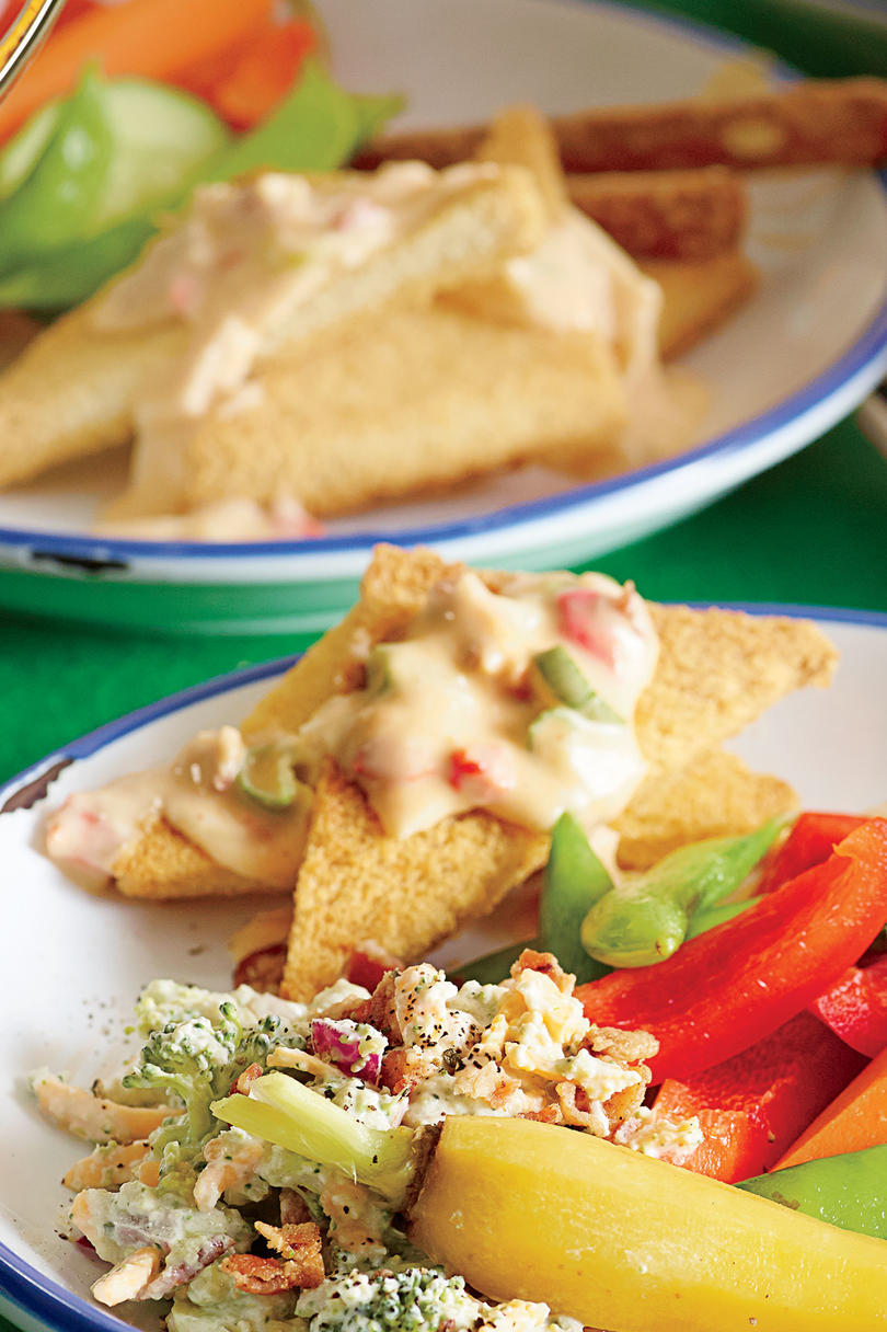 Easy Dip Recipes for Bowl Games - Southern Living