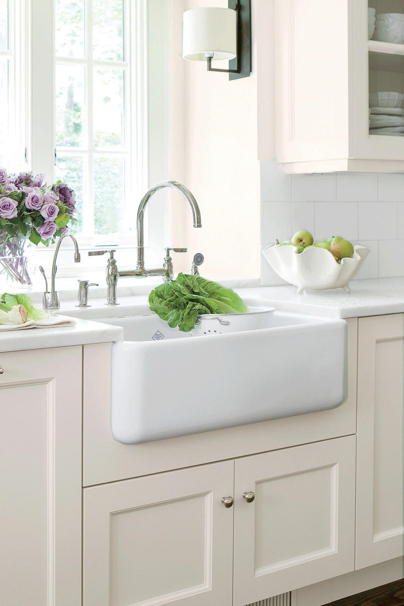 Farmhouse Sinks With Vintage Charm Southern Living