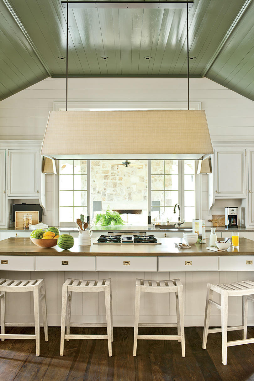 Reflective Kitchen Ceilings