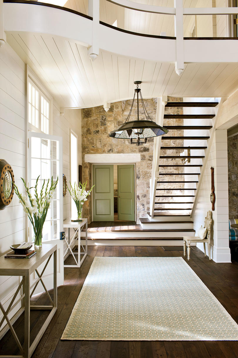 sl home awards best new home southern living modern touches