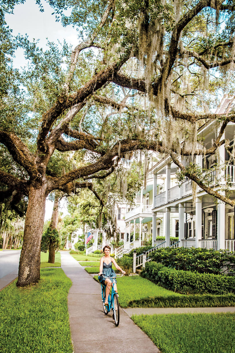 Best Small Towns In The South Southern Living