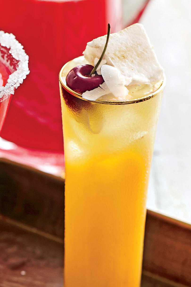 Ambrosia Cocktail