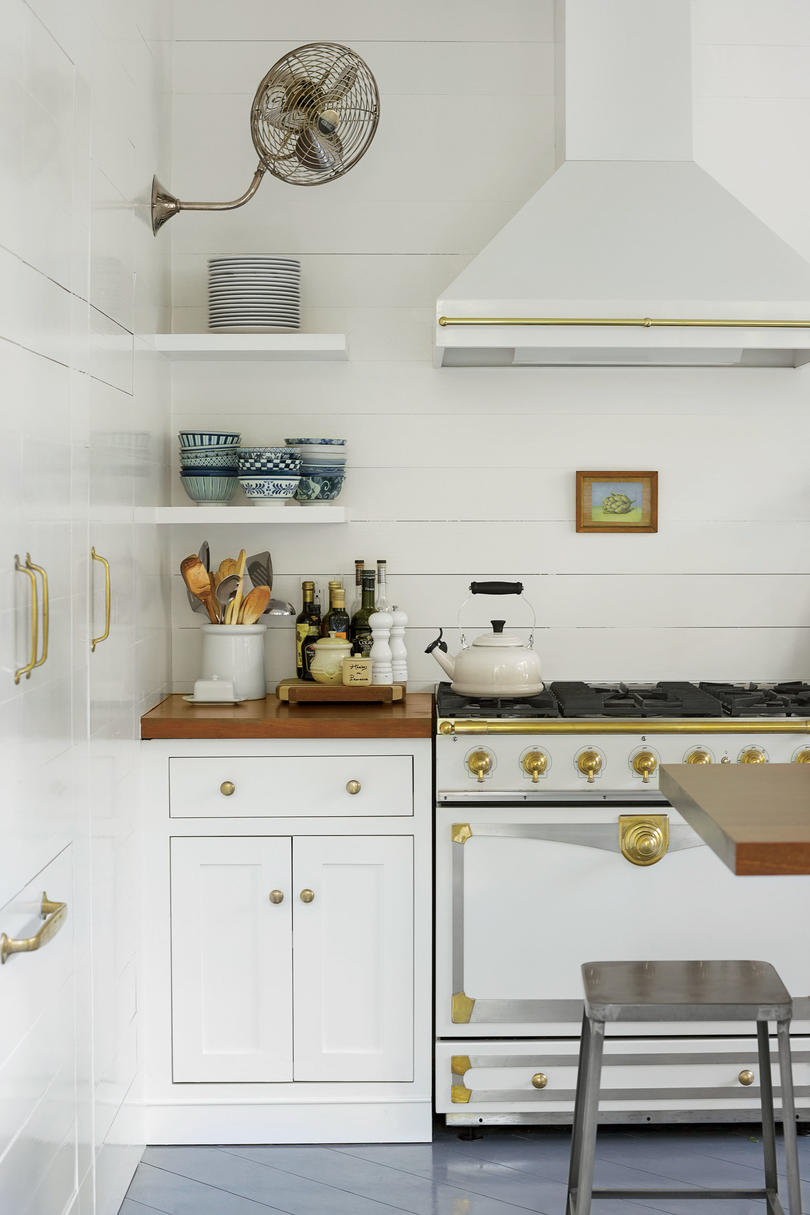 What They Did: Kitchen