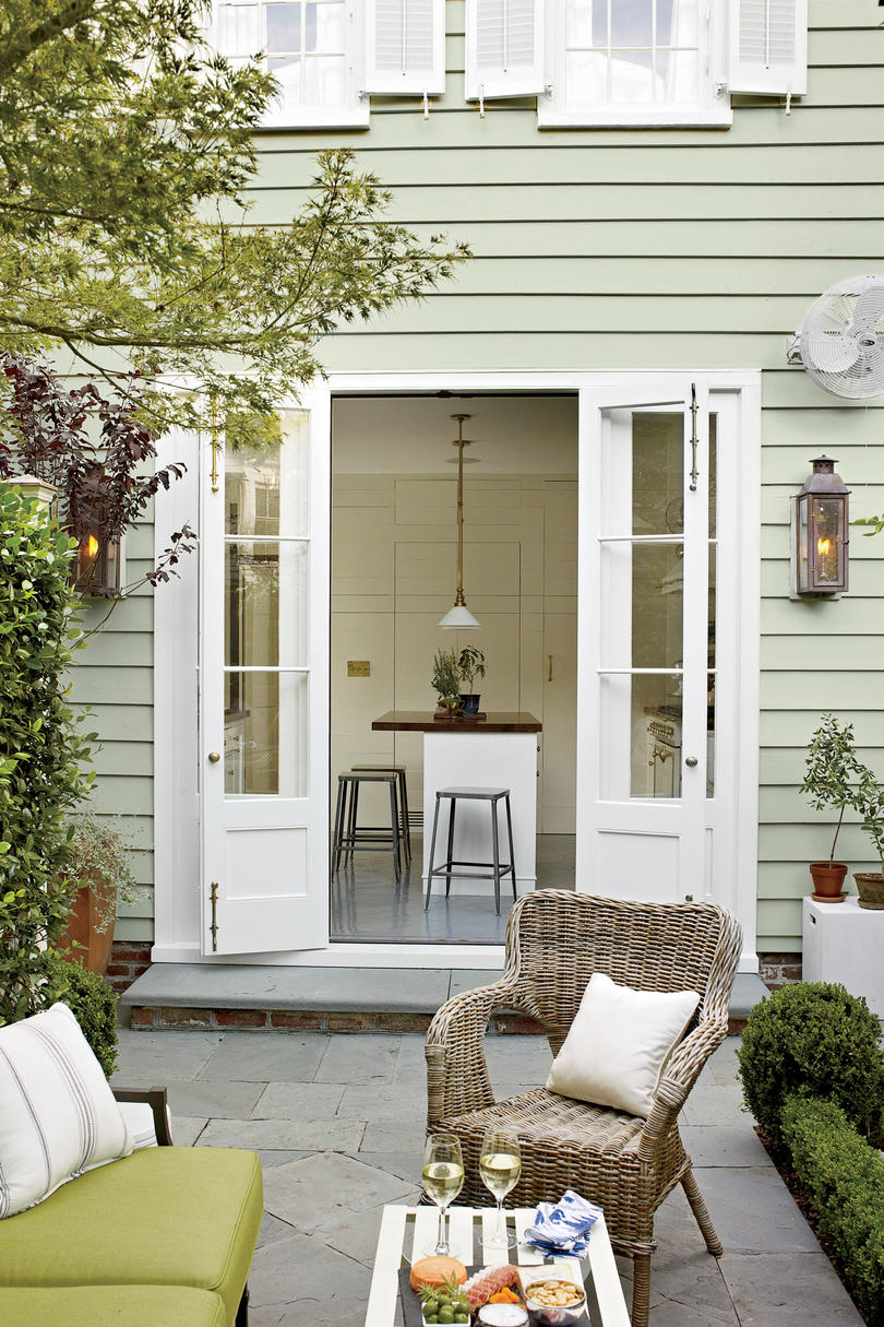 charleston rebuild with character southern living