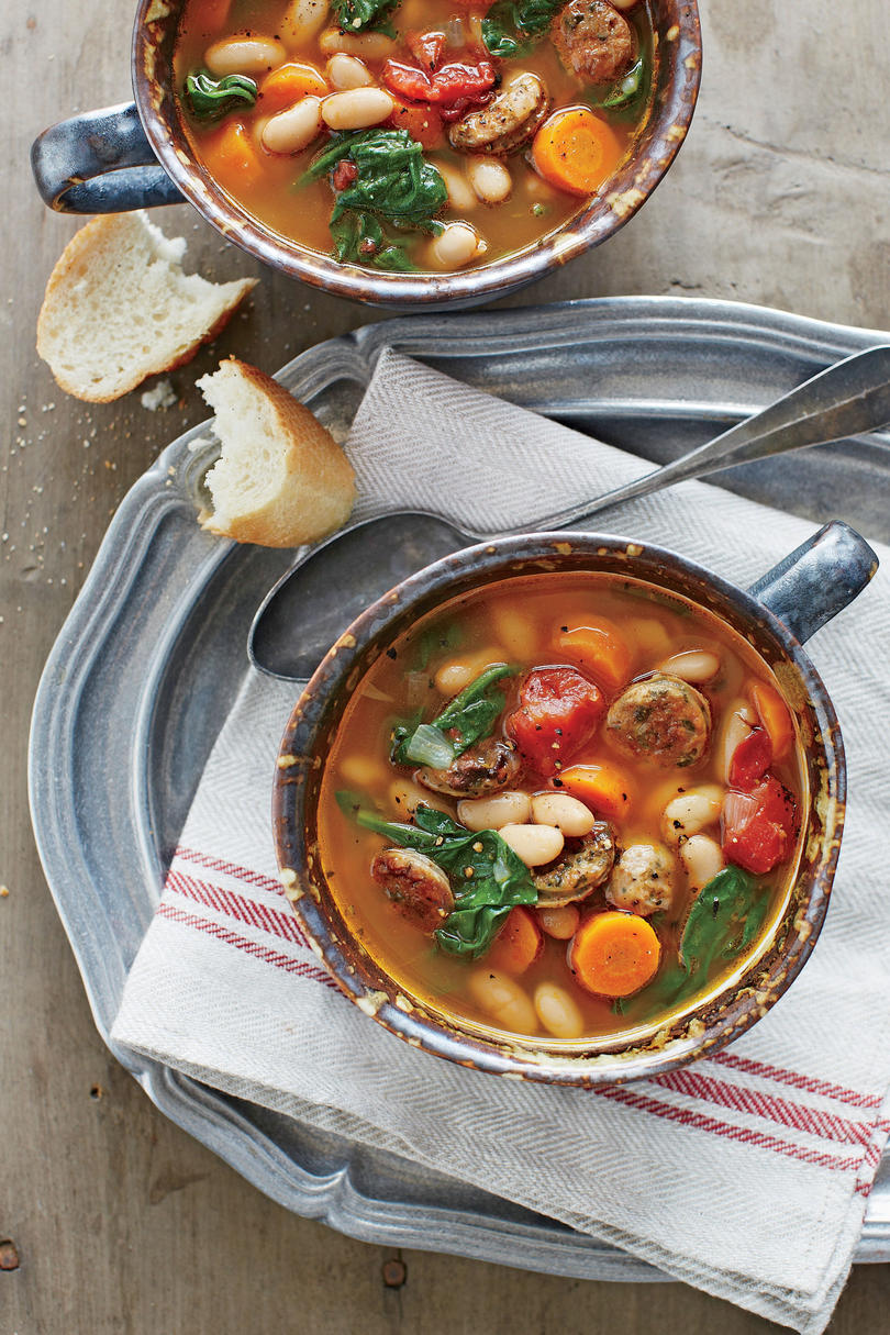 Our Top Slow-Cooker Soup Recipes to Make in 2018