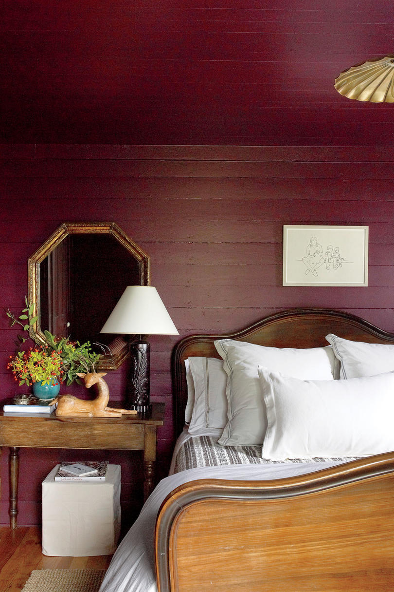Earthy Guest Room Gracious Guest Bedroom Decorating