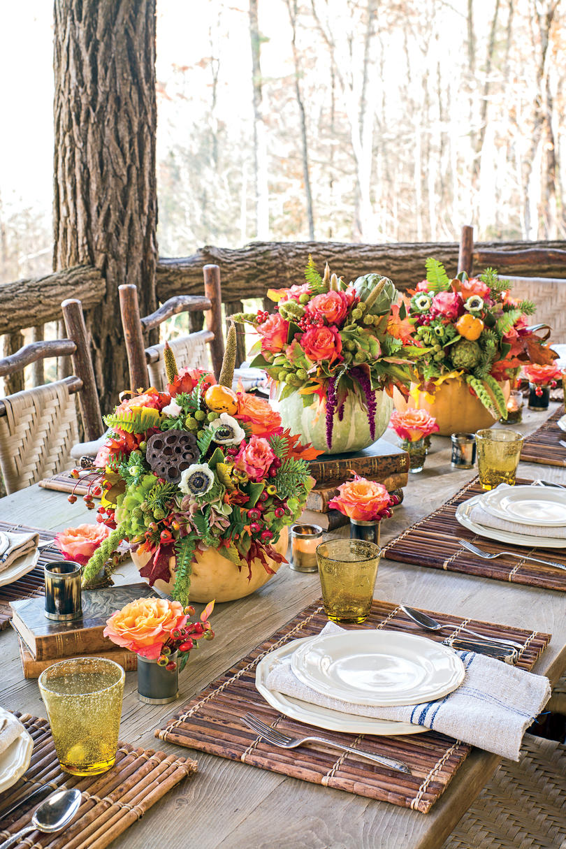 Fall decorating ideas southern living - Southern living decorating ...