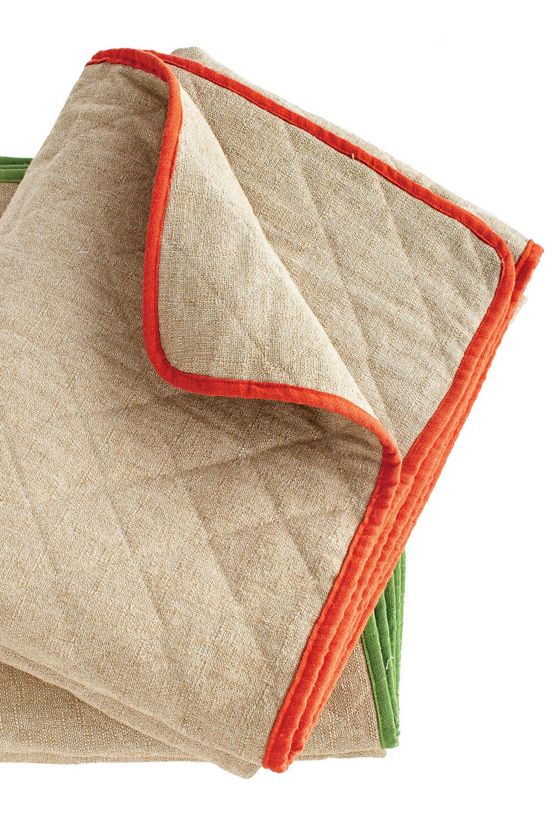 Lacefield Designs Quilted Throw