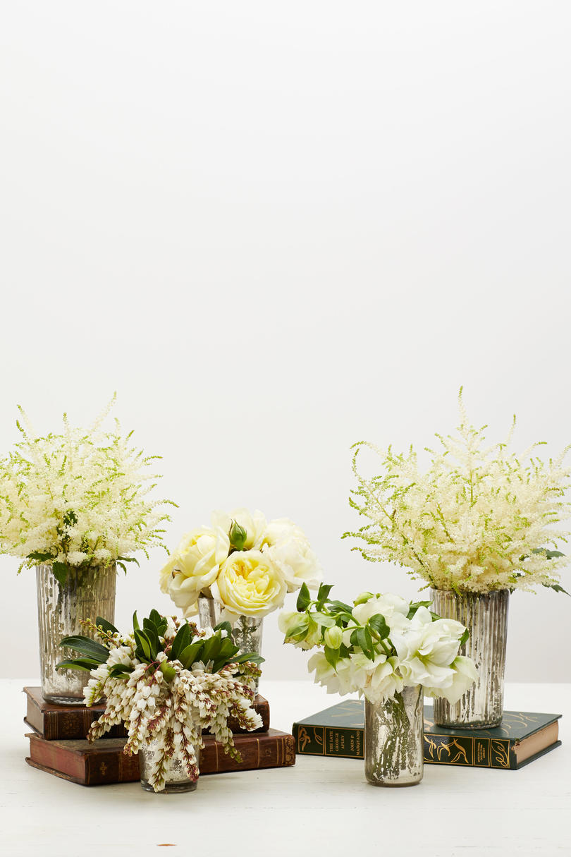 Step-by-Step Holiday Flower Arrangements - Southern Living