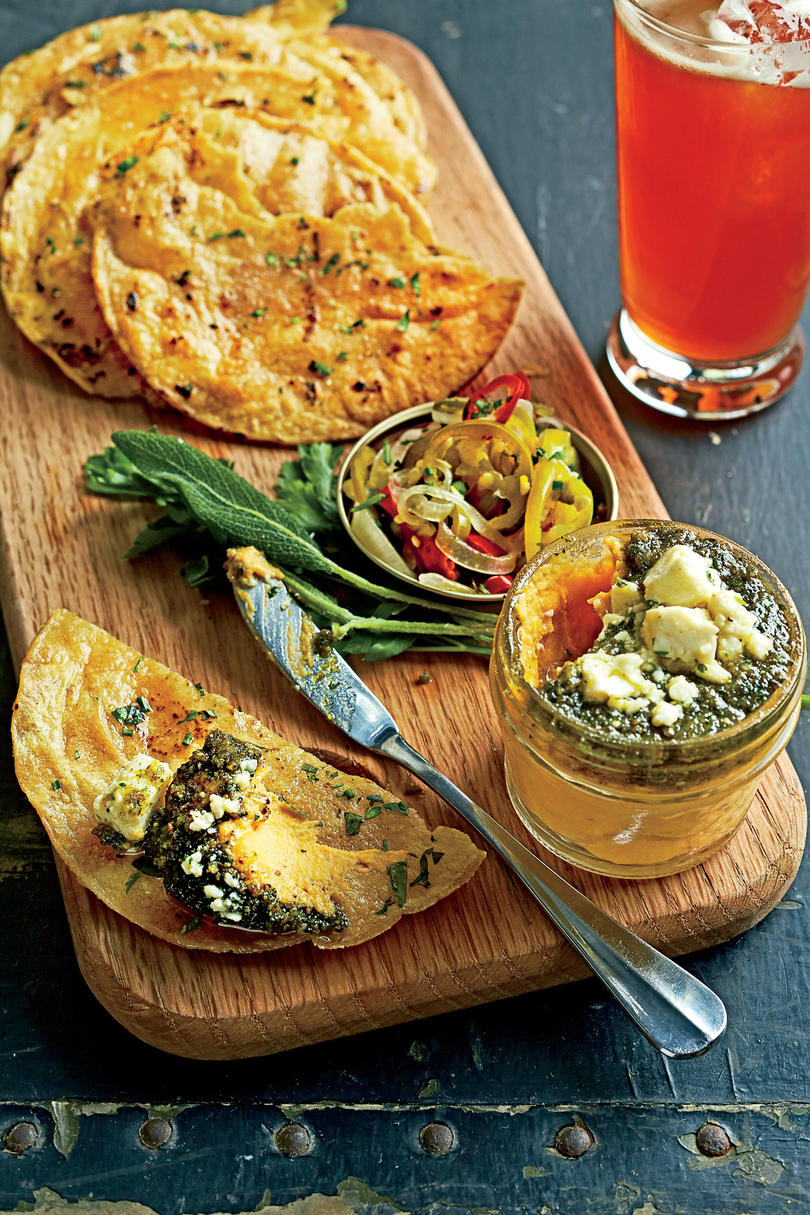 The souths best bar food southern living sweet potato hummus forumfinder Choice Image