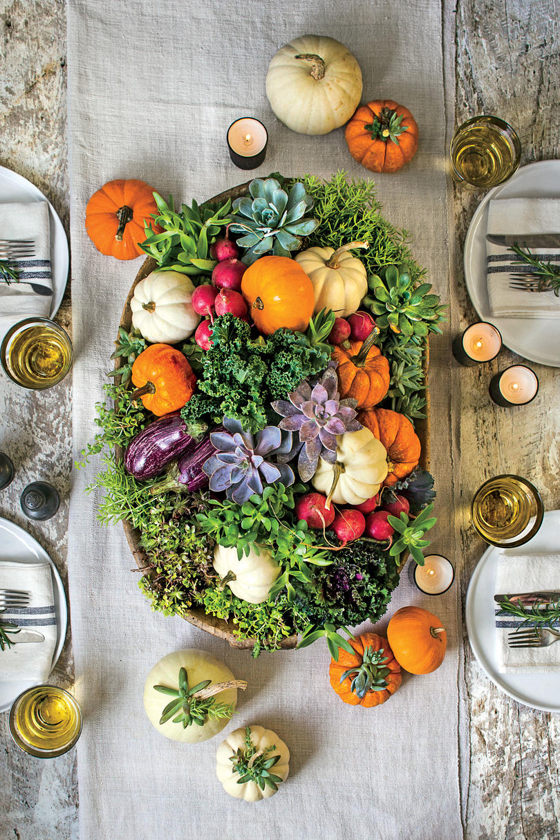 fall pumpkin centerpiece - Fall Decorations Ideas