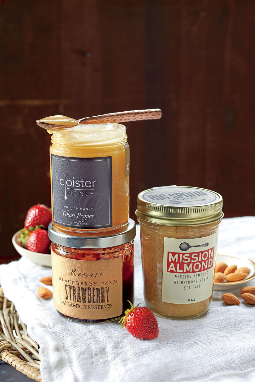 Best Jam and Spreads