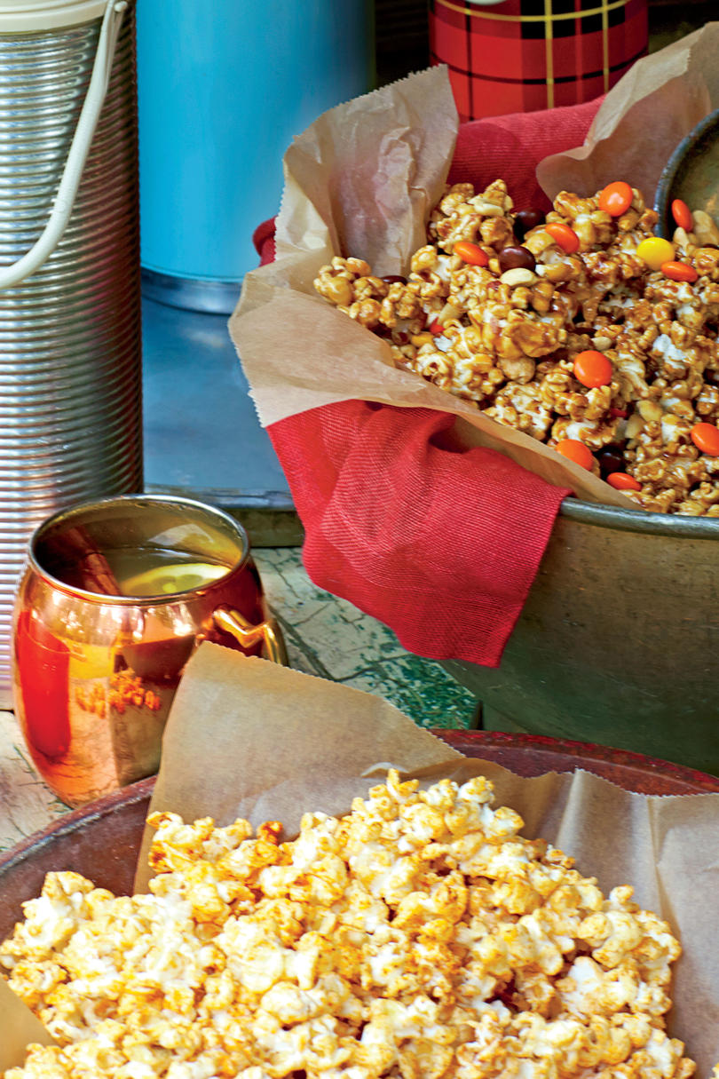 Smoky Barbecue Popcorn