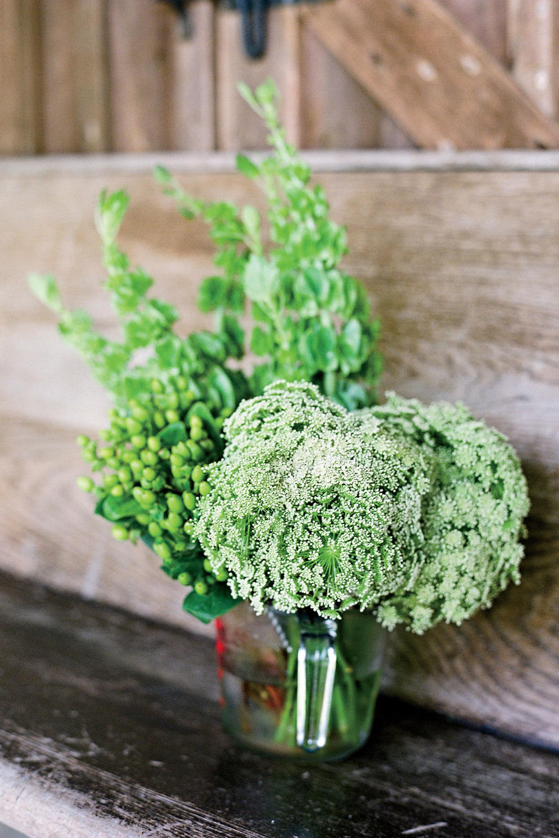 Bishop's Lace Bouquet