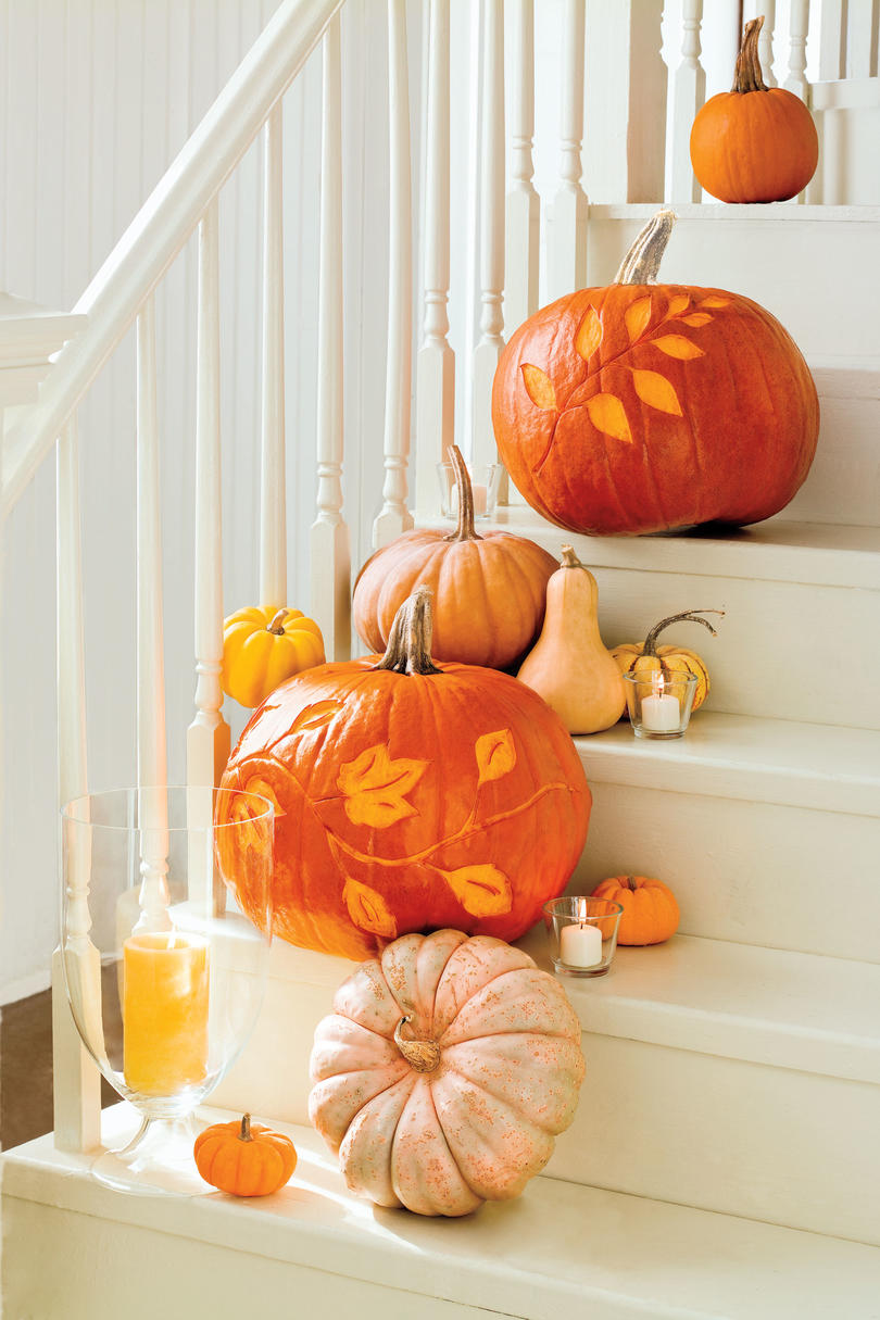 Fall Decorating Ideas -Southern Living