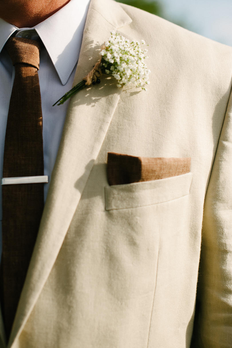 The Groom's Suit