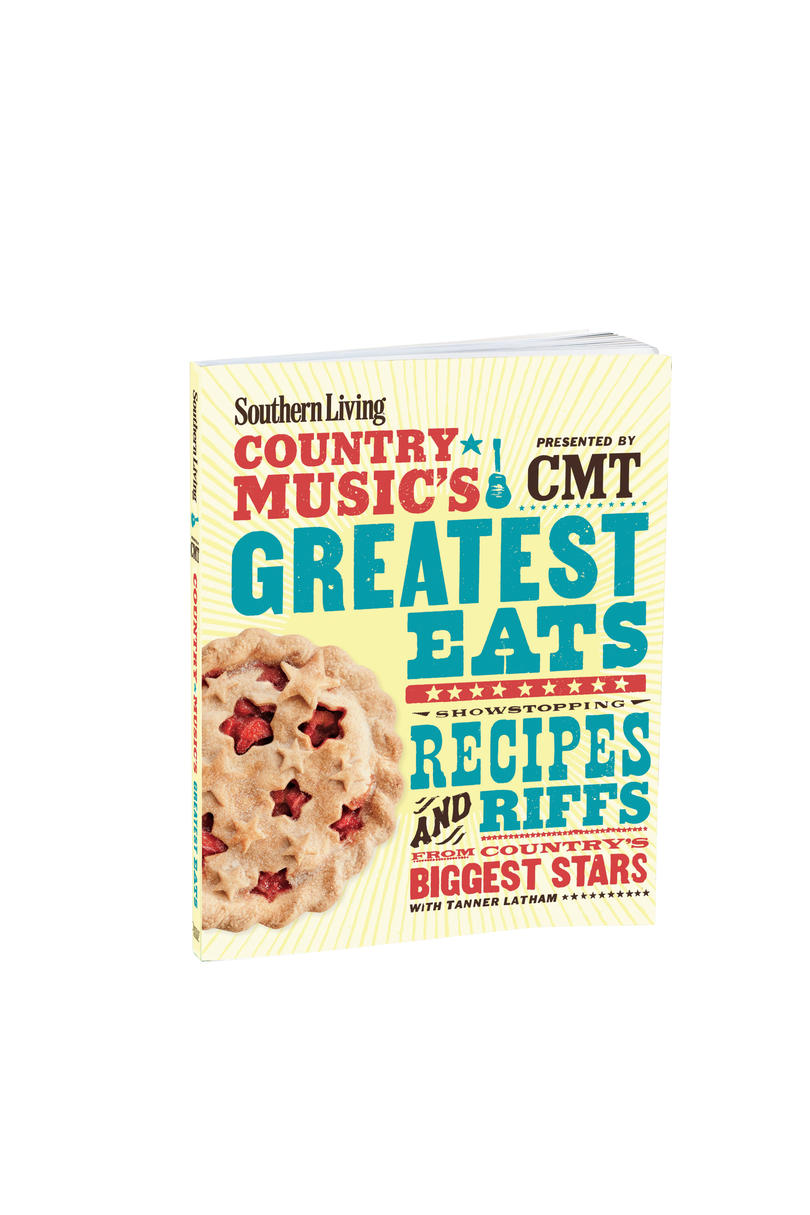 Country Music's Greatest Eats Cookbook