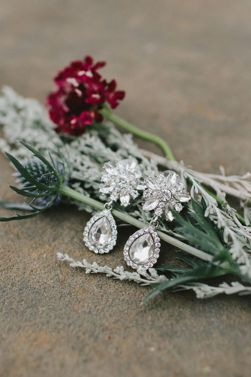 The Bride's Jewelry