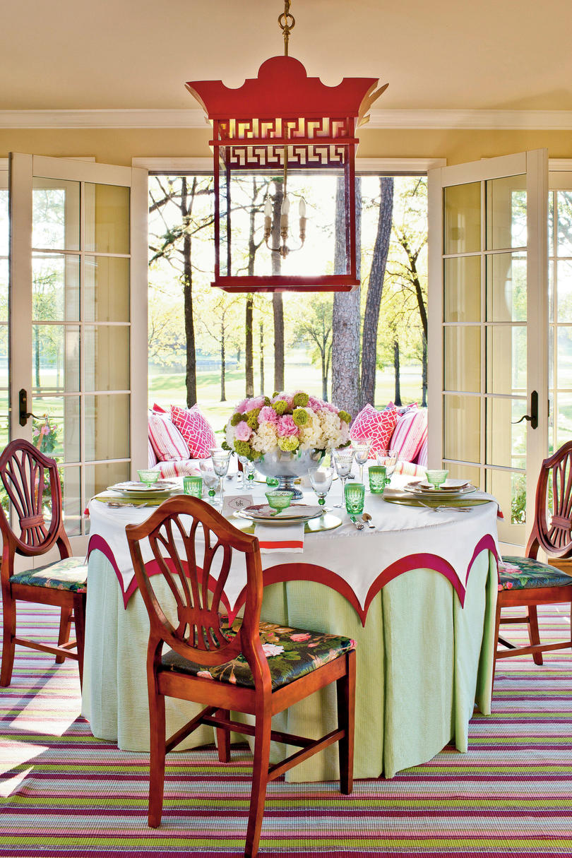 Southern Details Table Setting