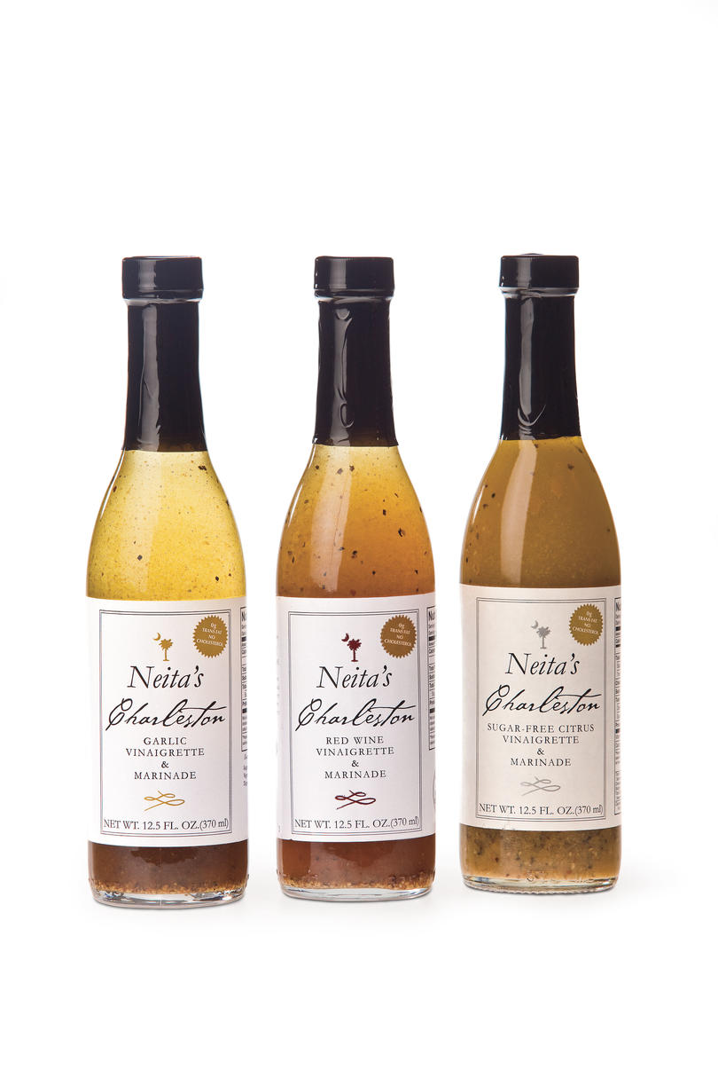 Summer Entertaining Essentials: Neita's Charleston Vinaigrettes