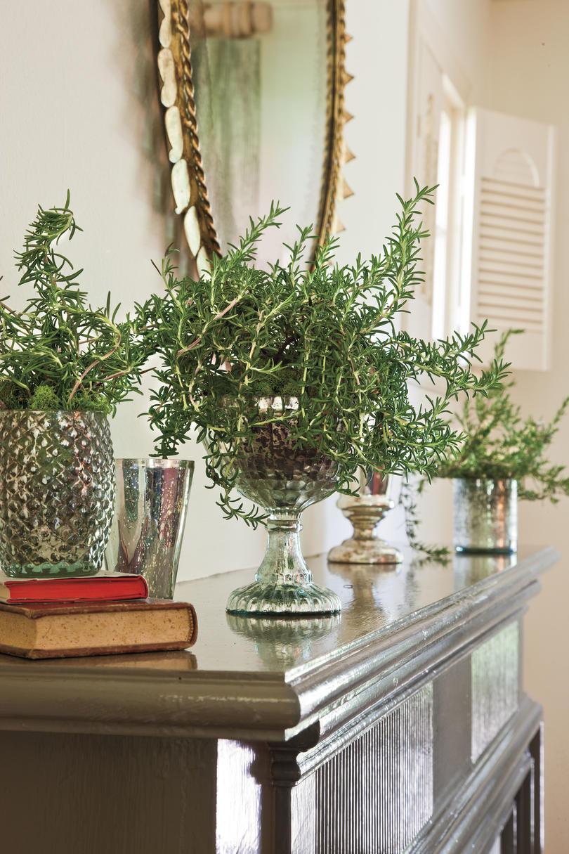 Lively Christmas Color Palette And Home Decor Southern