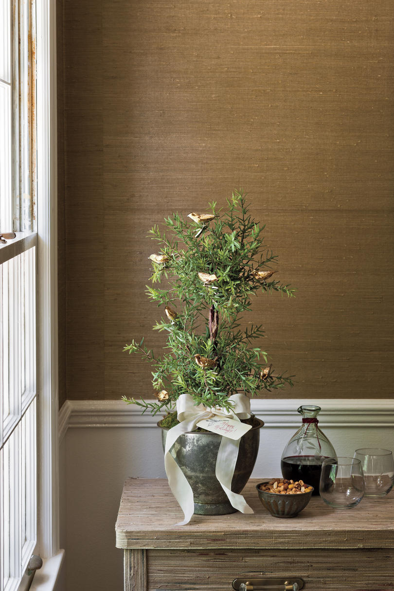 Decorate For Christmas With Rosemary Southern Living