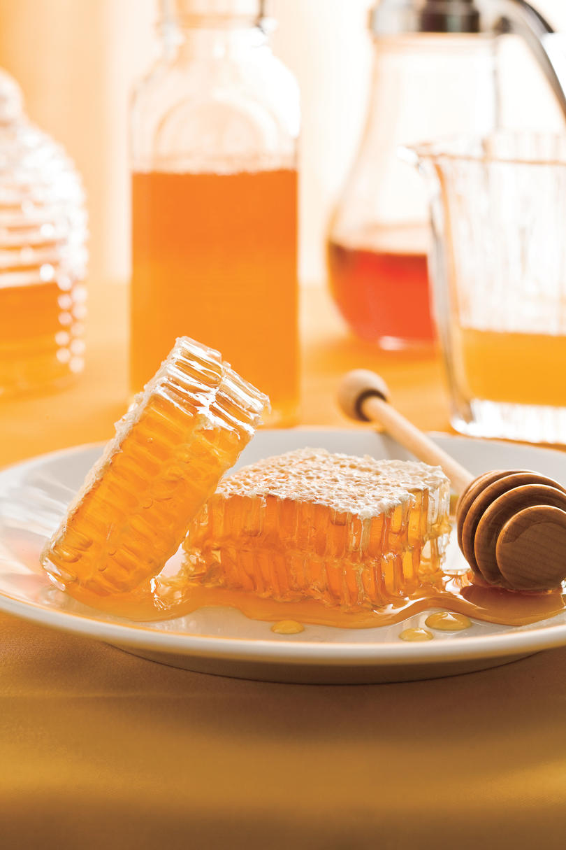 Honeycomb is full of nutrients