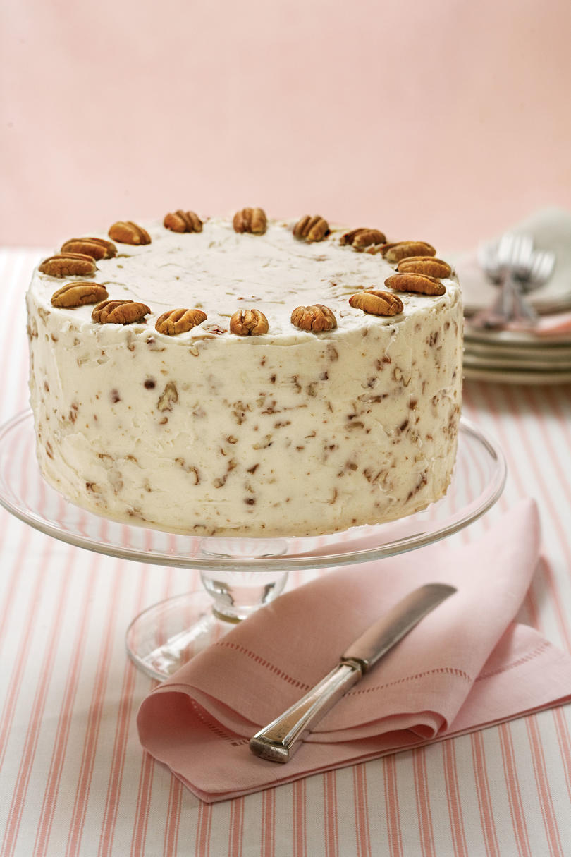 Cream heart cake says i love you in a hundred different ways - Italian Cream Cake