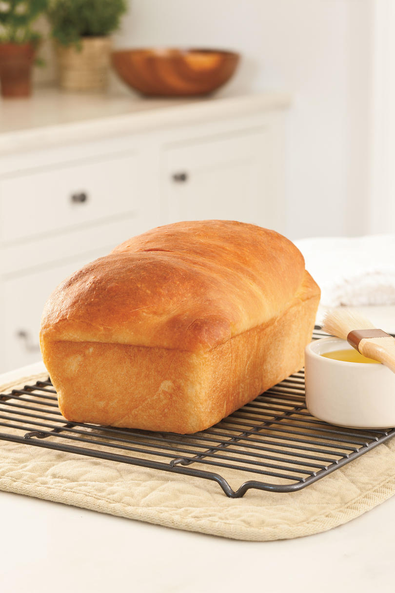 Pam's Country Crust Bread