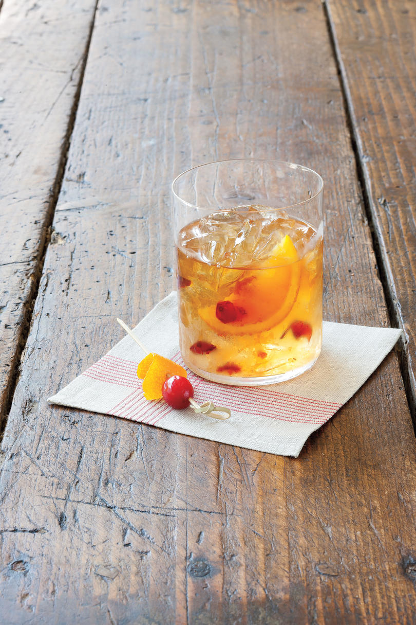 Cranberry Old Fashioned Southern Living