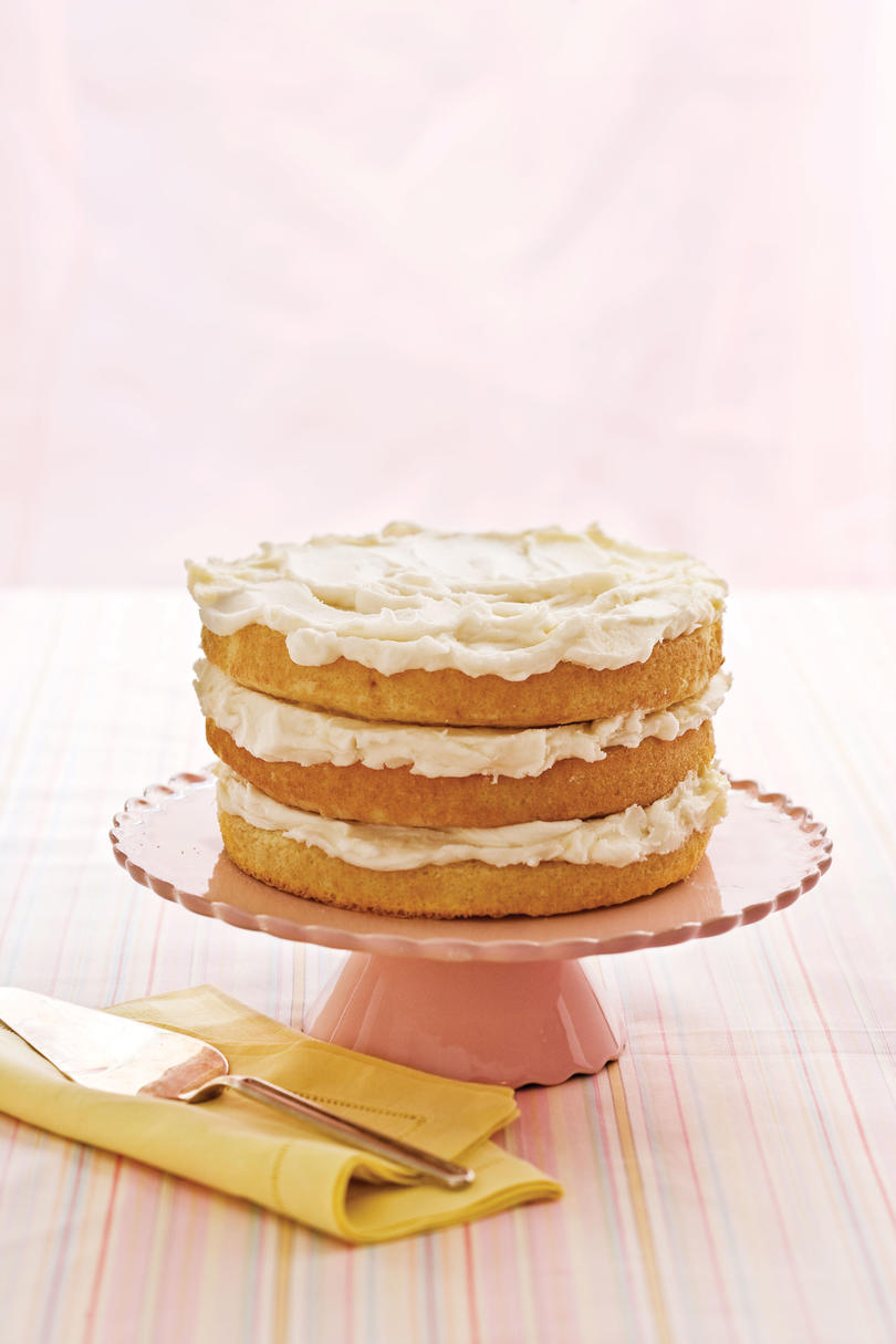 Luscious Lemon Cake