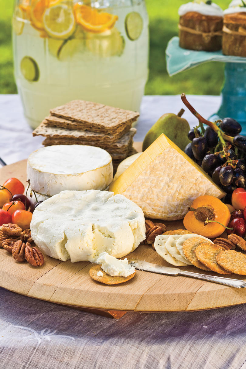 Local Cheese Assortment