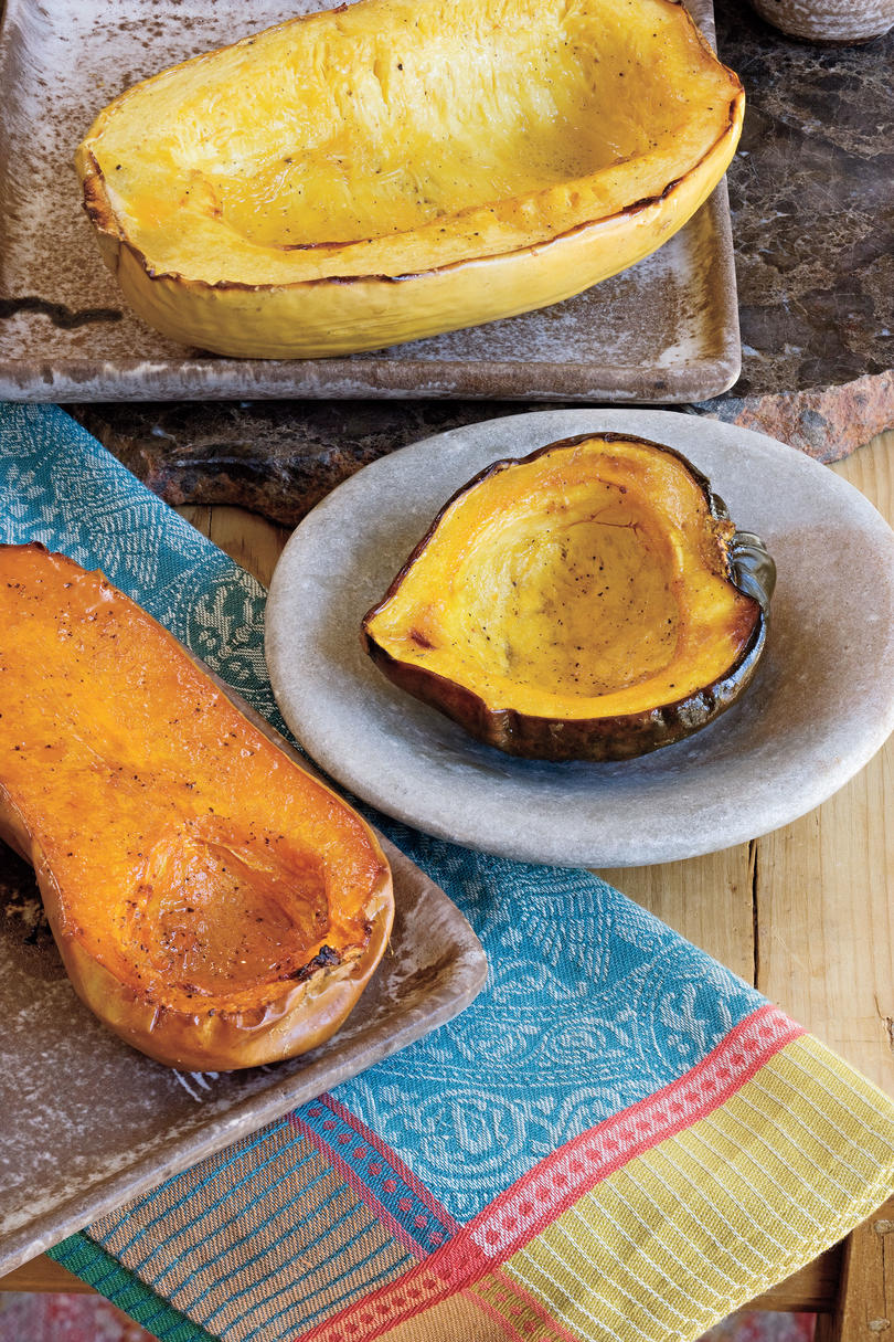 Roasted Winter Squash Recipe