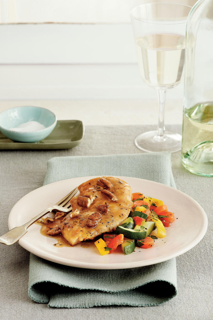 Quick-Fix Chicken Suppers - Southern Living