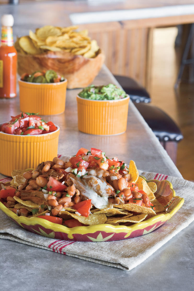 The Pioneer Woman: Cowboy Nachos Recipes