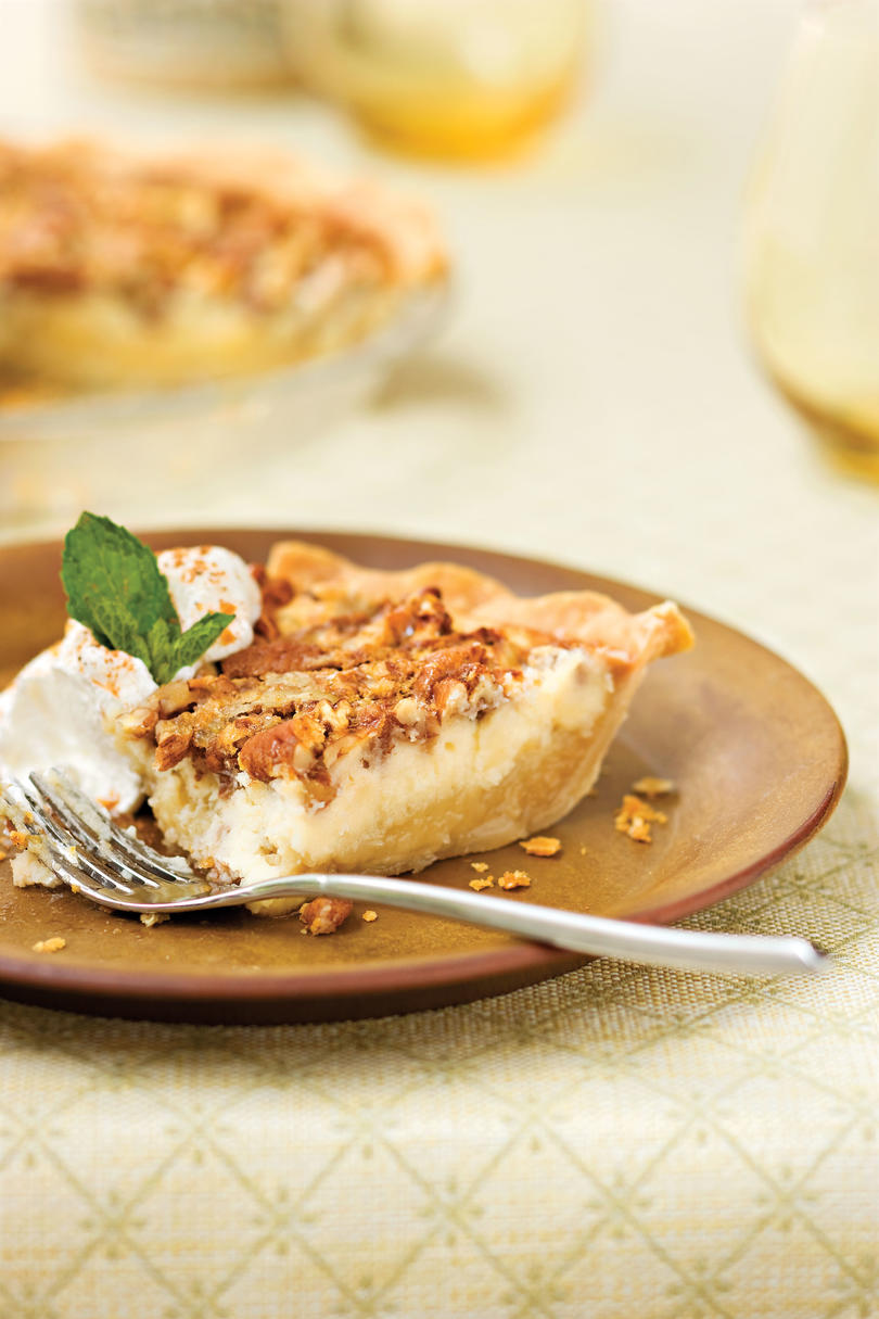 Awesome Cream Cheese Pecan Pie southern Living