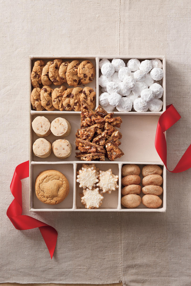 8 Cookies Made For Swapping