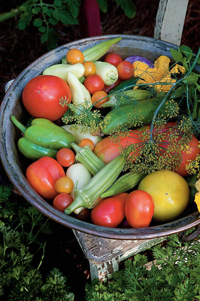 Heirloom Vegetables