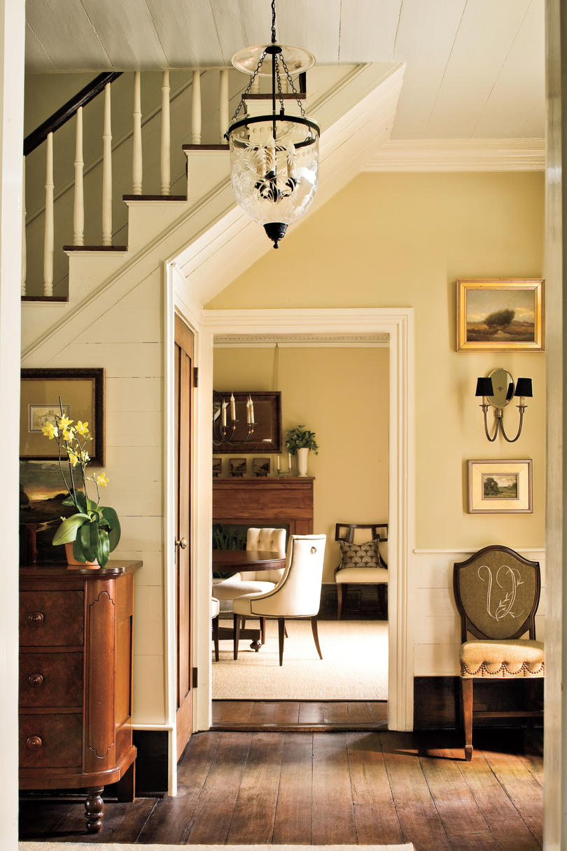 Home Restorations Dining Room Entry