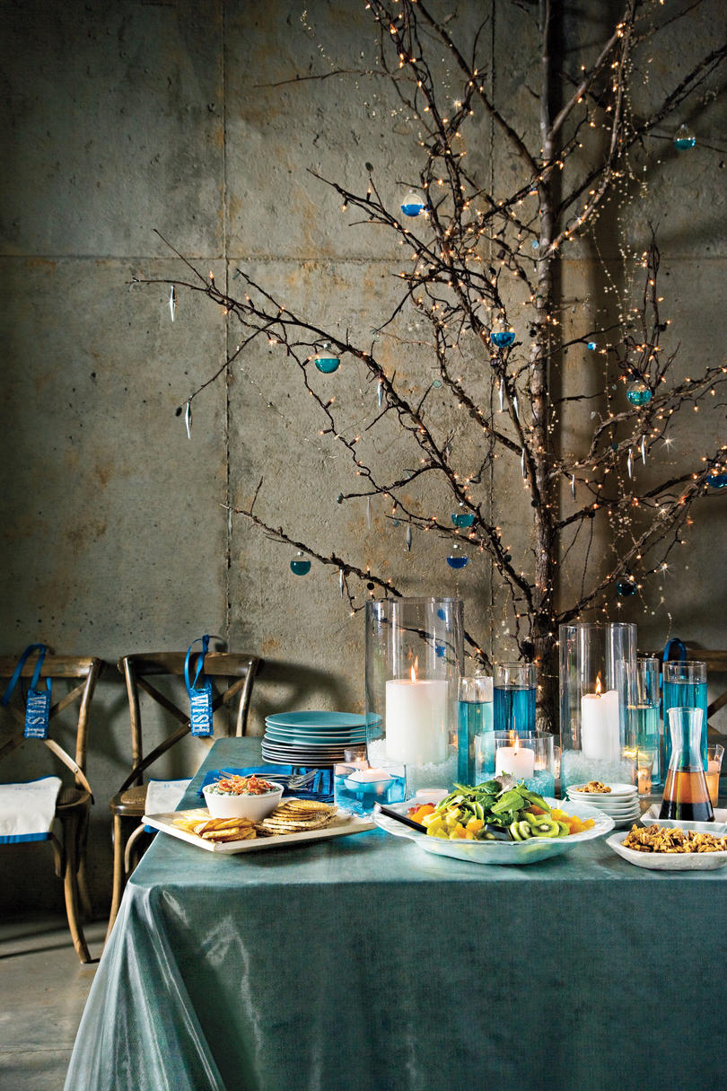 Sparkling New Year\u0027s Party - Southern Living