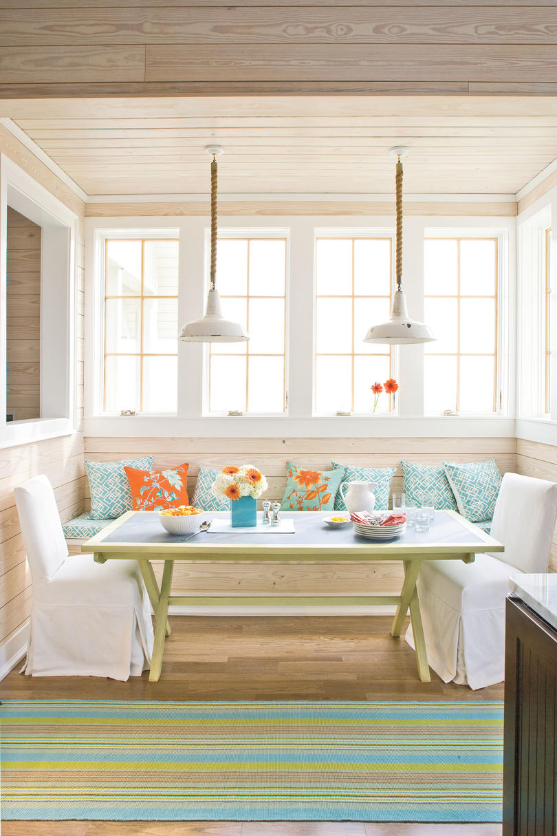 2009 Southern Living Texas Idea House Dining Room