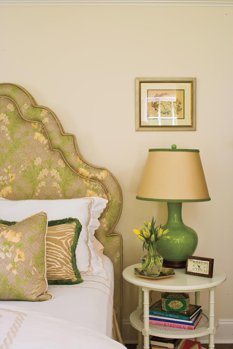 Interior Decorating Ideas: Customized Accents