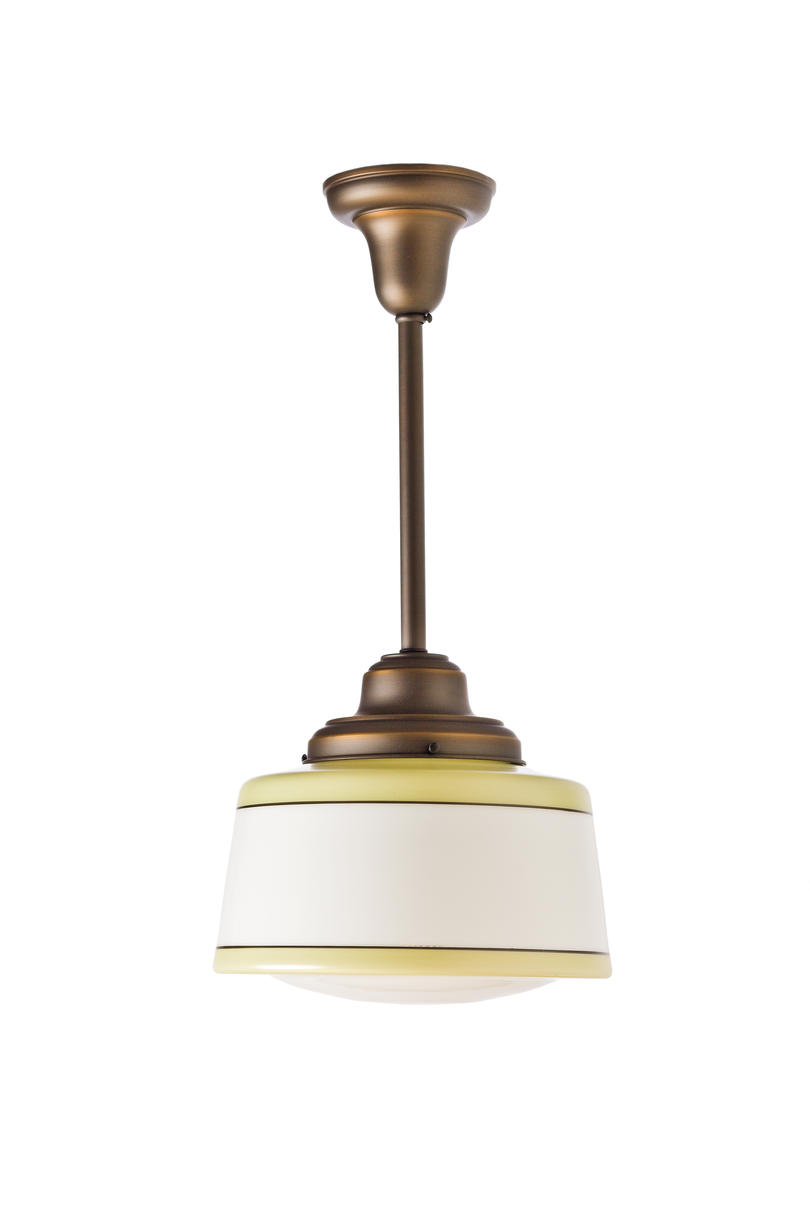Which Kitchen Light Fixture Goes With Vintage Glass Cabinet Knobs
