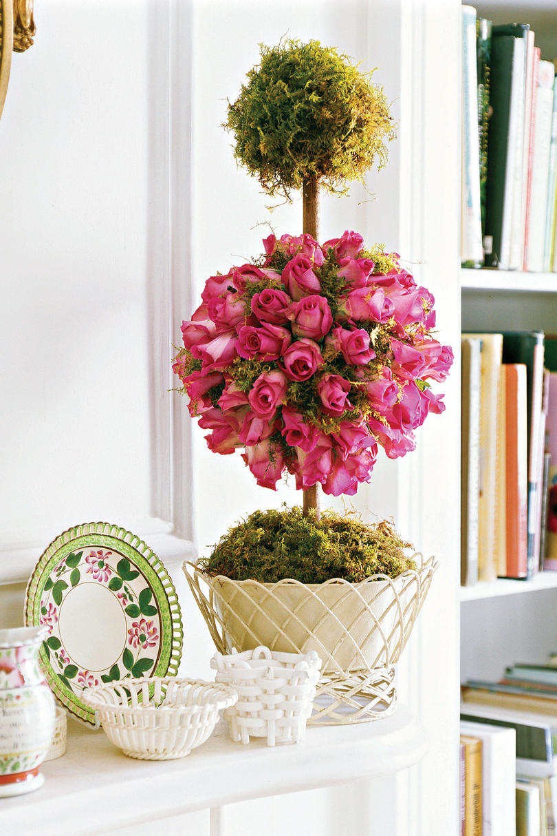 How To Make A Bouquet Southern Living