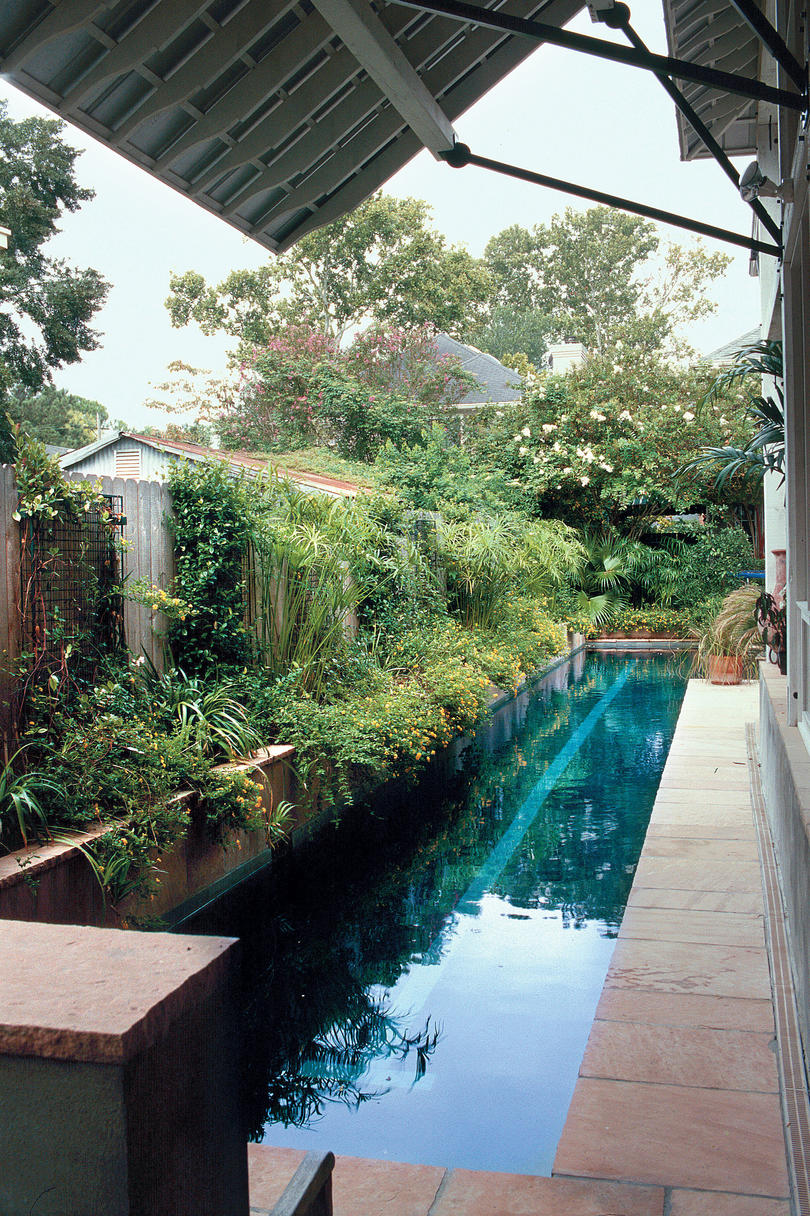 Sparkling Pools - Southern Living on Southern Pools And Outdoor Living id=45096