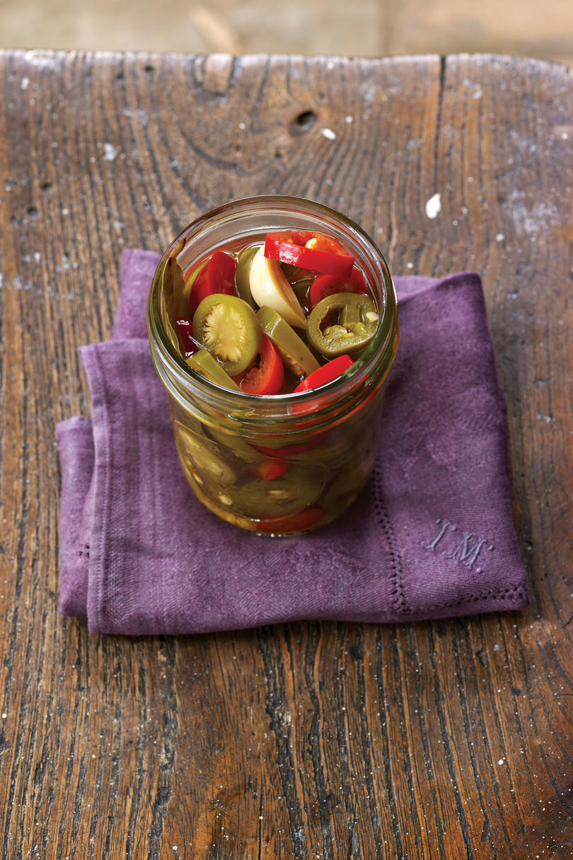 Pickled Jalapeño Slices