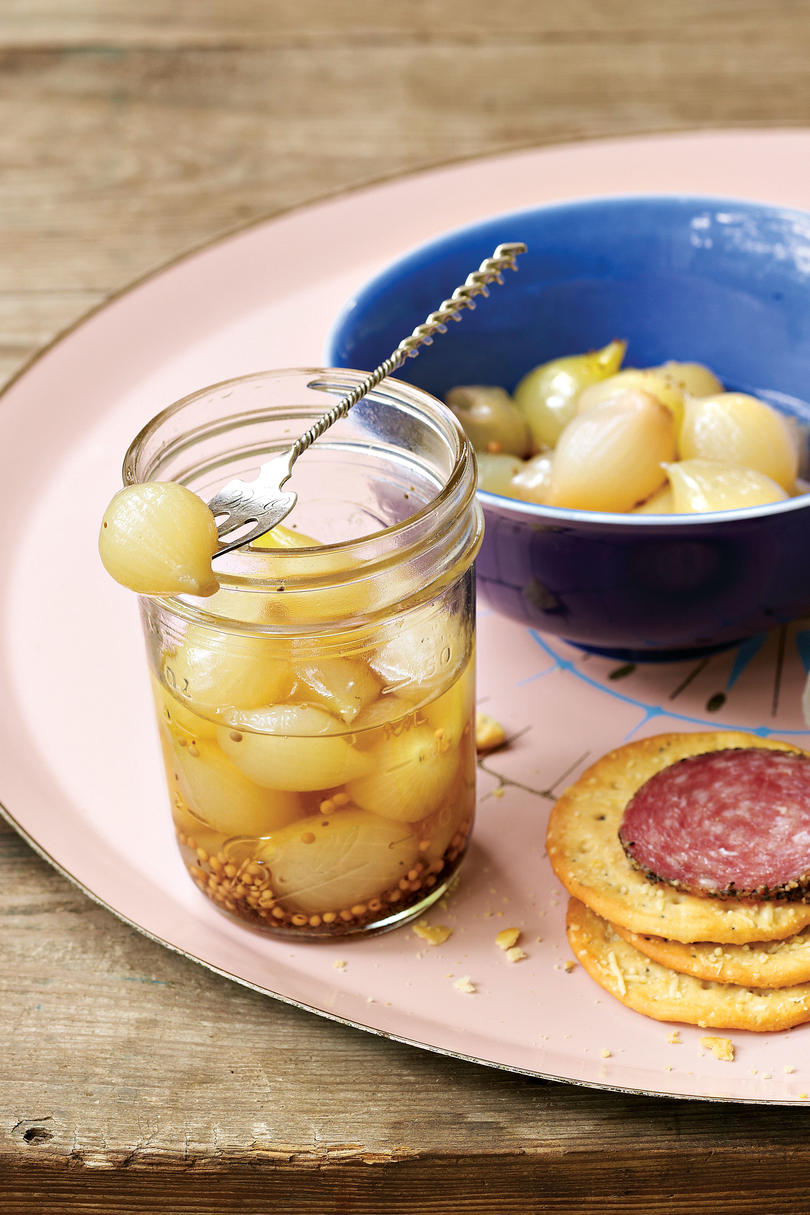 Pickled Pearl Onions