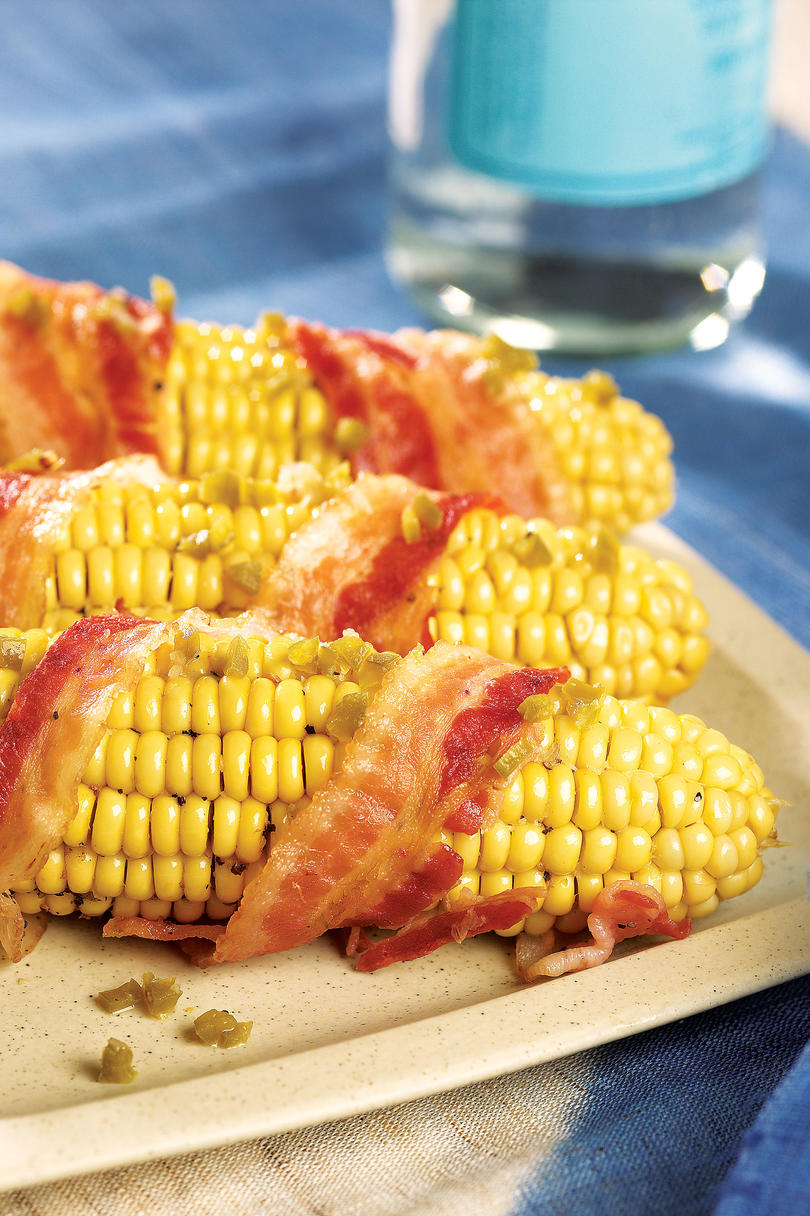 Peppered Corn on the Cob
