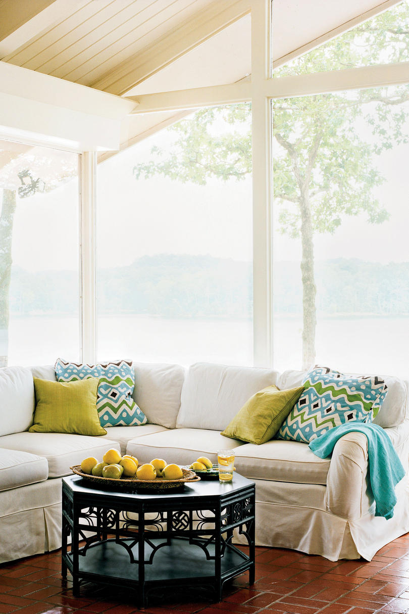 lake house decorating ideas - southern living